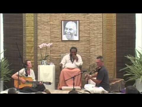 Gayatri Mantra - Sung by Krishnabai