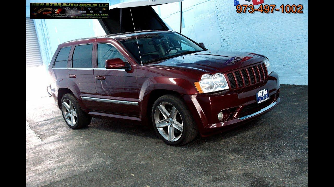 cherokee jeep grand srt 2007 v8 hemi xq