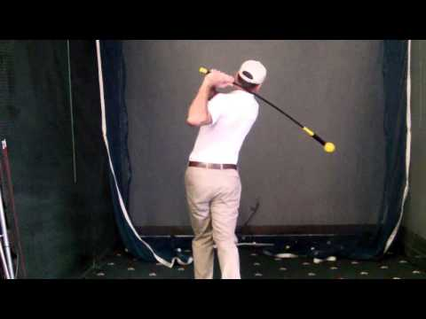 SKLZ gold flex tempo trainer golf aid - Product review