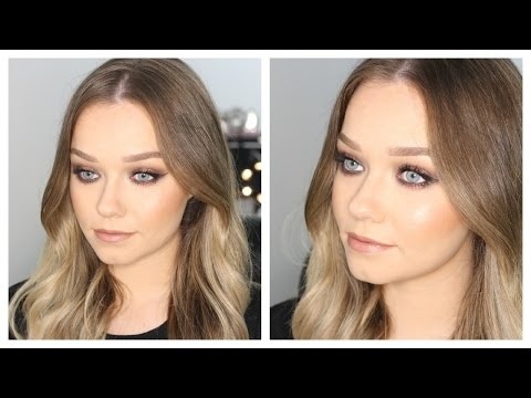 GET READY WITH ME: Drugstore Clubbing/ Night Out Makeup Tutorial   Beauty.Life.Michelle