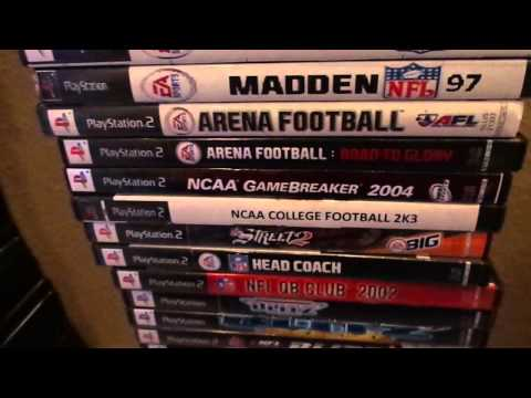 My PS1 PS2 Game Collection Part 1- Sports games-208