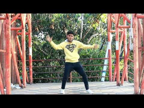 Mere Samne Wali Kidki Mein || lyrical freestyle || ajay vaishnav Choreography