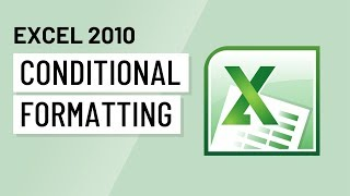 Excel 2010_ Conditional Formatting