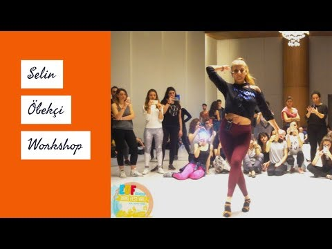 SELİN ÖBEKÇİ WORKSHOP (Dance Lesson Videos)