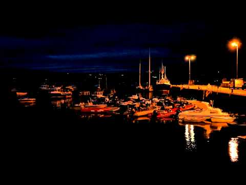 RELAXATION MEDITATION piano Music - Relax by a beautiful tranquil harbour- calm and emotional