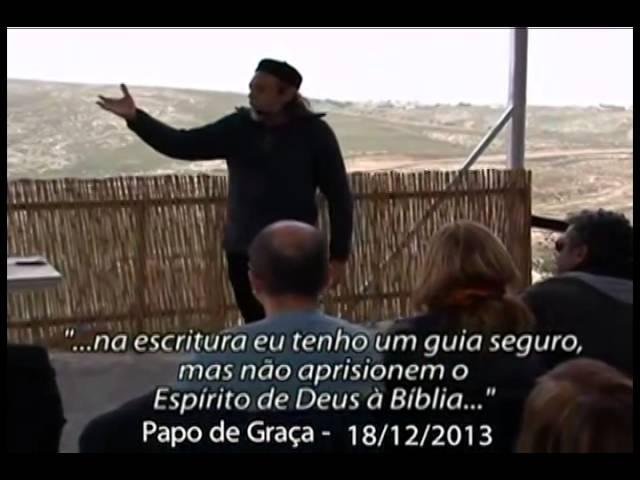 Mensagem em Belém (Israel) na Basílica da Natividade e no Campo dos Pastores (2013)