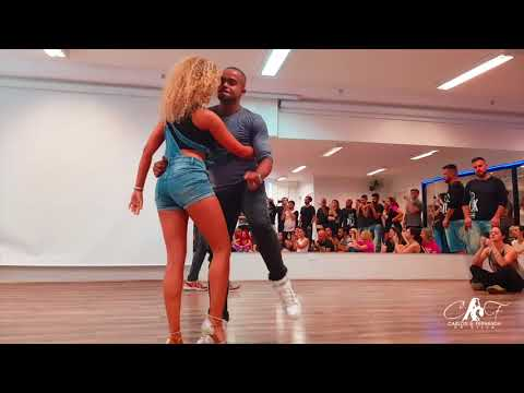 Carlos and Fernanda Brazilian Zouk Demo - Music Location