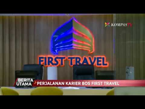 Gambar paket haji plus first travel
