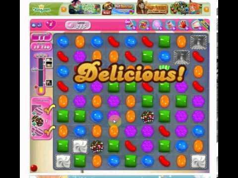 Candy Crush Saga Level 215