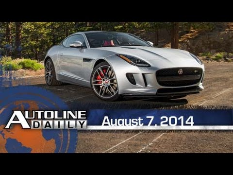 Used Car Prices to Drop, First Look: 2015 Jaguar F-TYPE Coupe - Autoli