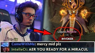 Miracle- Dota 2 [Invoker] Are You Ready for M-God