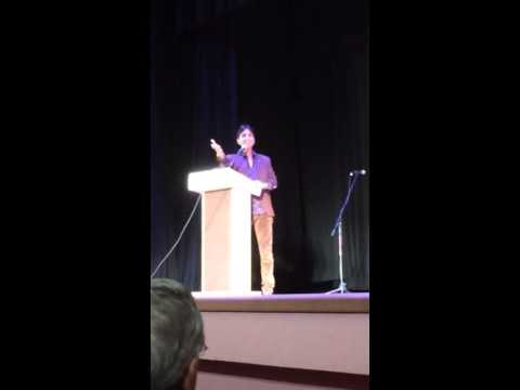 Dr. Kumar Vishwas In New York