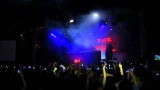 David Guetta @ Arena Moscow, Starting set 02.10.2011