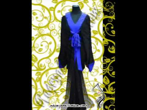 Abaya Dubai Style Fashion Collection 2011