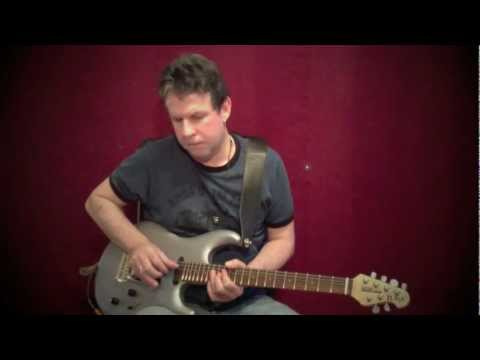 Somewhere Over The Rainbow(Jeff Beck Interpretation) played by GUIDO BUNGENSTOCK