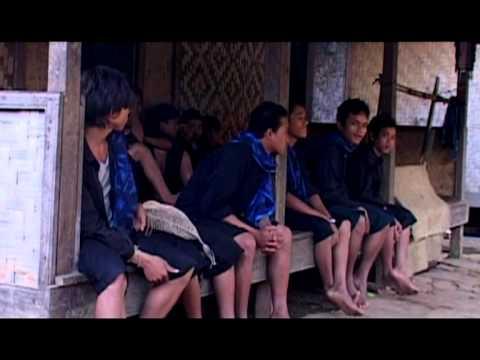 Kanekes Village Life, Banten, Indonesia