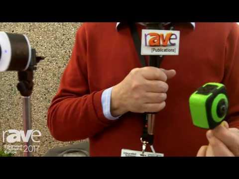 ISE 2017: Technovia Presents VR360 Web Camera and Facial Recognition Camera