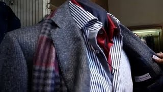 Italy Men's Fashion: Fall Tips : Fall Fashion & Shopping
