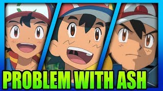 The Problem with Ash Ketchum