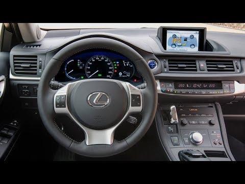 Обзор Lexus CT 200h — Интерьер