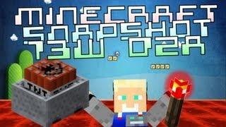 Minecraft Snapshot 13W02A (1.5) Na spidzie! - TNT, Nowe Bloki, Nazwy Mobów...
