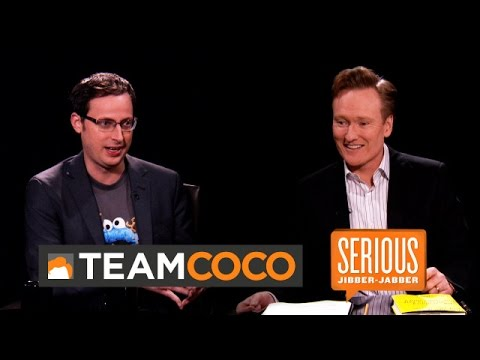Statistician Nate Silver - Serious Jibber-Jabber with Conan O'Brien - CONAN on TBS