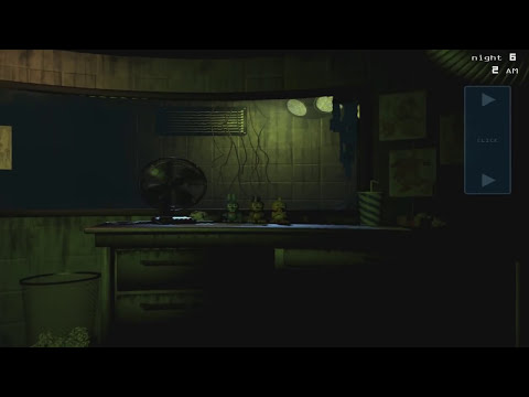 NIGHTMARE/NIGHT 6 PHONE CALL-Five Nights At Freddy's 3 Phone Messages
