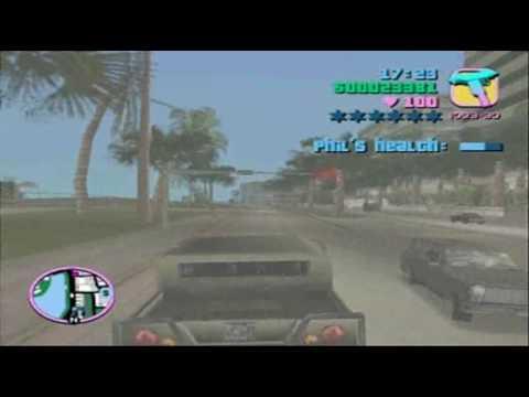 GTA Vice City / Missão 53 - Cade seu braço ?