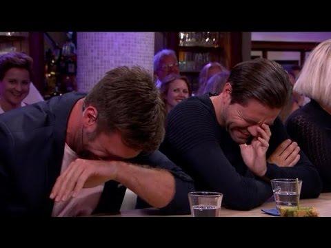 Nick en Simon gaan helemaal stuk - RTL LATE NIGHT   RTL Late Night
