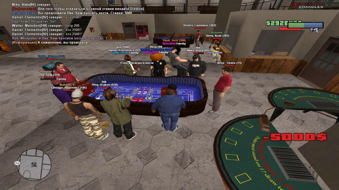 официальный сайт как выигрывать в казино на аризоне