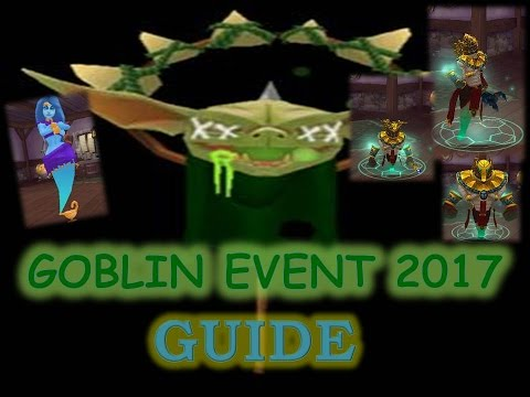 ARCANE LEGENDS: GOBLIN EVENT 2017 GUIDE AND TIPS