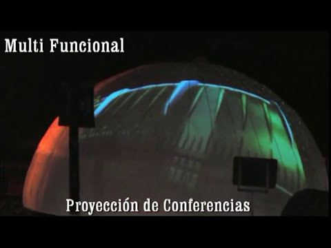planetario movil profesional amazonas mix