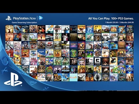 PlayStation Now Subscription New Games for June 2015   PS4, PS3