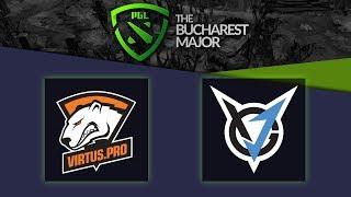 Virtus Pro vs VGJ.Thunder - Grand Final Bucharest Major - Indonesian Coverage