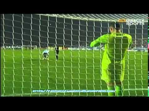 Argentina 0(5)-(4)0 Colombia (RCN Radio) - Cuartos de Final Copa América 2015