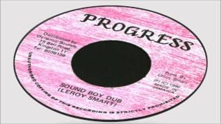 Leroy Smart-Sound Boy Dub (Progress Records 1990)