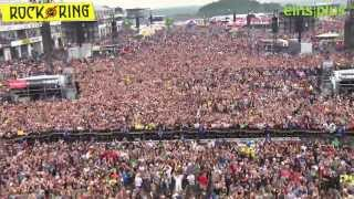 Papa Roach - Between Angels and Insects Rock Am Ring 2013 HD