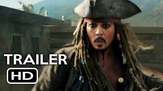 Pirates of the Caribbean 5 Trailer #4 (2017) Johnny Depp Movie HD