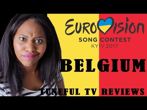 Eurovision 2017 - BELGIUM - Tuneful TV Reaction & Review