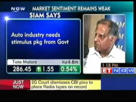 Domestic Car Sales Down 9% in June: SIAM