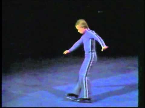 1984 Winter Olympics - Men's Figure Skating Compulsory Figures - Part 1