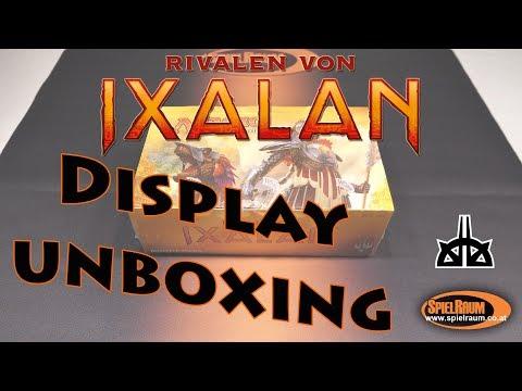 Rivals of Ixalan - Display Unboxing - SpielRaum Wien [DE]