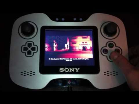 techknott's handheld PS2