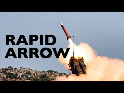 Exercise Rapid Arrow - Testing NATO's missile defence (w/subtitles)
