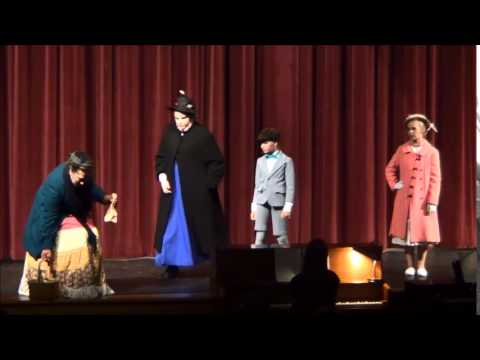 Feed the Birds: Disney and Cameron Mackintosh's Mary Poppins (Upstage Players 2015)