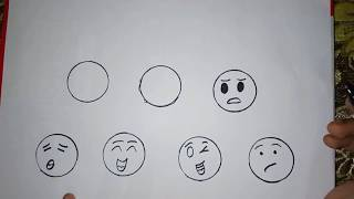 How to draw emojis - STATE OF ART