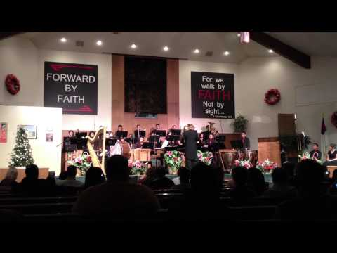 Liberty Baptist School Band-- Silver Bells