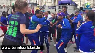 Indian Cricket Team Celebration Before Match