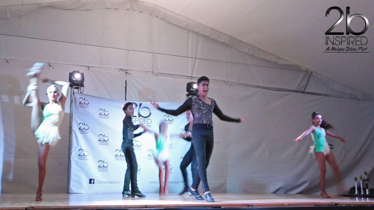Puerto Ritmo (Equipo Juvenil) | Show | 2b Inspired 2016