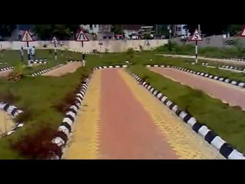 Driving Licence Test Track Driving Test Track in Tirupati